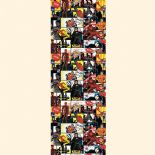 City Life Wallpaper Mural Super Heros 51171010 By Lutece For Galerie